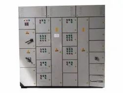 10 Kw Motor Control Panel, For Current Supply, 4 X 4 Feet (h X L)