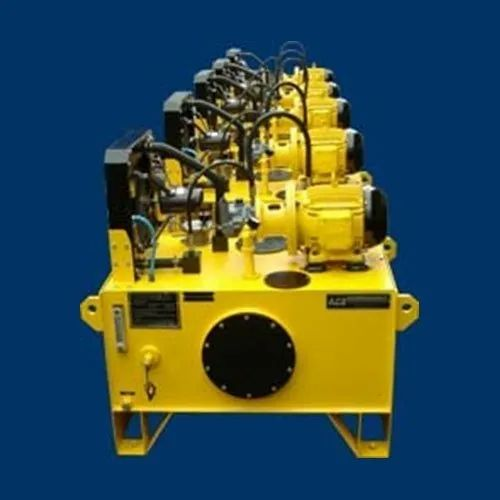 Hydraulic Power Pack for Filer Press
