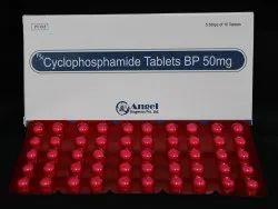 Cyclophosphamide Tablet BP 50mg