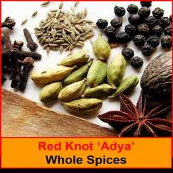 Adya Natural Whole Spices, Packaging Size: Bulk and custom packs
