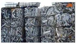 Silver Aluminium Scrap, For Melting