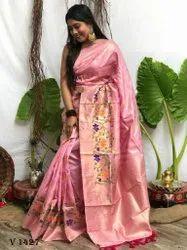 Traditional Wedding Saree