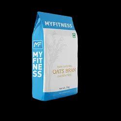 MYFITNESS Oats Bran: Gluten Free