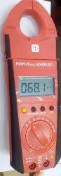 ES400 Rishabh Digital Clamp Meters AC Current 0-400A