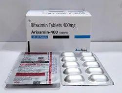 Rifaximin 400 Mg Tablets