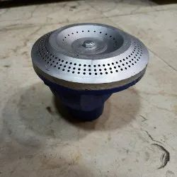 Lpg Cast Iron G Type Gas Burners, 1, Size: 3inch