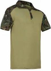 Mount Miller Tactical T-Shirt Half Sleeves Lazor Cut