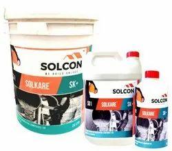 SOLKARE SK Plus Concrete Admixture, for Construction