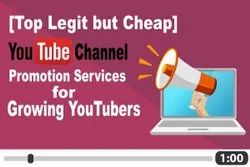 YouTube Video Promotion Service, For Advertisement, Pan India