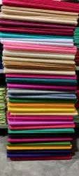 Terry Rubia Lining Fabric, Aster Lining Fabric, 2x2 Rubia, Blouse Piece