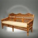 Sheesham Wood Carving Sofa Set