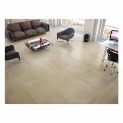 Multicolor Porcelain Floor Tiles, Matte, Thickness: 10 mm