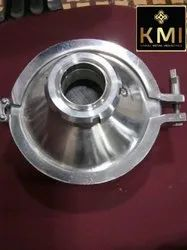SS Conical Filter 304