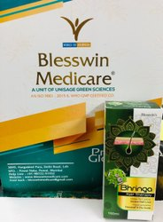 BLESSWIN Herbal Bhringraj Hair Oil