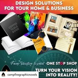 Graphic Designing Printing Solutions