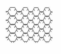 Stainless Steel 330 Flex Metal Refractory Lining