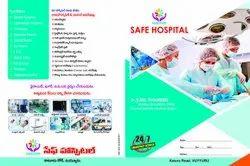 Hospital Folders Printing Service