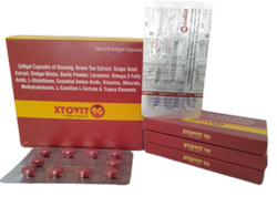 XTOVIT 9G Multivitamin Capsule