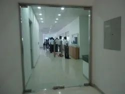 12mm Toughened Glass Door