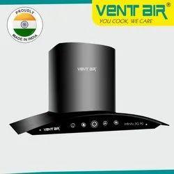 Infinity 3G 90 Ventair Kitchen Chimney