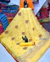 Banarasi Cotton Weaved Saree