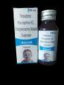 AVUCOLD-SUS Paracetamol 125mg+ Phenylphrine Hydrochloride 2.5 mg+cpm 1mg
