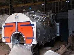 Solid Fuel Fired 0.5 TPH Industrial Steam Boiler