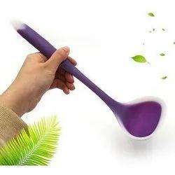 silicon handle spoon Silicone Serving Spoon