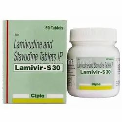 Lamivudine And Stavudine Tablets IP