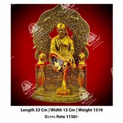 Sai Baba God Statue