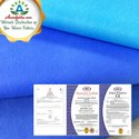 Thermal Spunbond SSMMS Non Woven Fabric For Face Mask For Medical