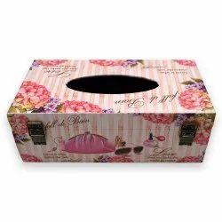 Customised Tissue Paper Box
