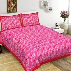 Online Jaipuri Cotton Bedsheet