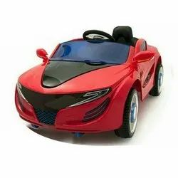 Red Kids Battery Operated Ride On Car