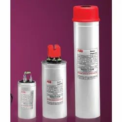 Abb Cylindrical and Box Type Capacitor