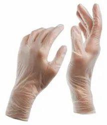 Plastic LDPE KK Disposable Gloves