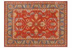 For Home,Office etc. Multicolor Handmade Woolen Tufted Carpet