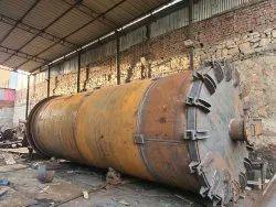 Reactor Repair for Tyre Pyrolysis Plant