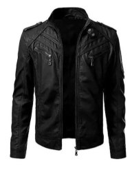 Bomber Men's  Leather Jackets