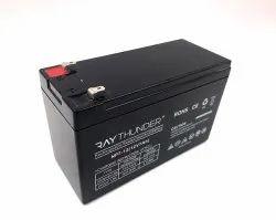 Raythunder 12V-7.5Ah Rechargeable Batteries