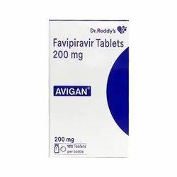 Avigan Favipiravir 200 mg