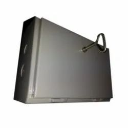 Stainless Steel MCB Box, For Industrial