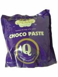 Chocolate Round Dark Choco Paste, Packaging Type: Packet