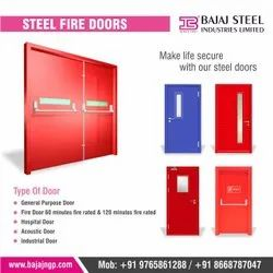 Steel Fire Resistance Doors