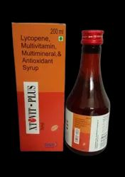 Lycopene Multivitamin Multimineral And Antioxidant Syrup