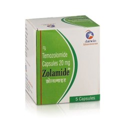 20 Mg Temozolomide Capsules
