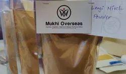 Mukhi Spicy Longi Mirch Powder, Packaging Type: Packet