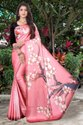 Digital Printed Soft Silk Saree