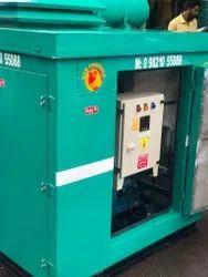 BAJAJ-M 12.5 Kw Bajaj Silent Diesel Generator Set, Single Phase