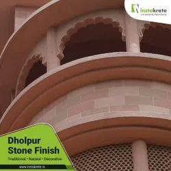 Dholpur Stone Finish Texture